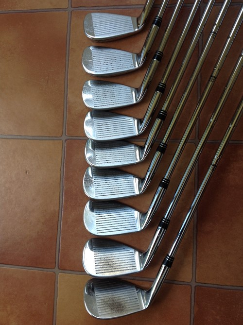 Lynx Parallax Lp10 Pure Forged Set Blooming Golf