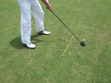 Morodz Golf Alignment Sticks Blooming Golf
