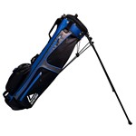 LONGRIDGE 6'' Weekend Stand Bag Navy Black