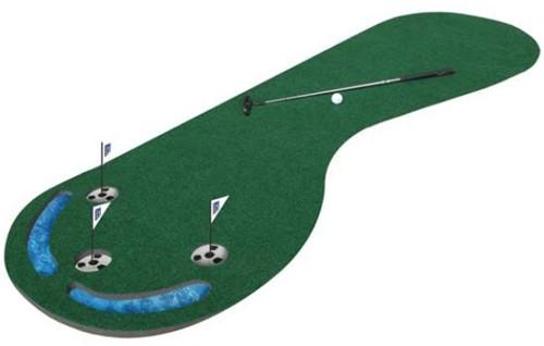 Pga Tour 3 X 9 Putting Golf Mat Blooming Golf
